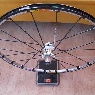 """Gewicht Mavic Systemlaufräder Crossmax SLR 29 HR, 29"""", 12mm X12, 6-Bolt"""