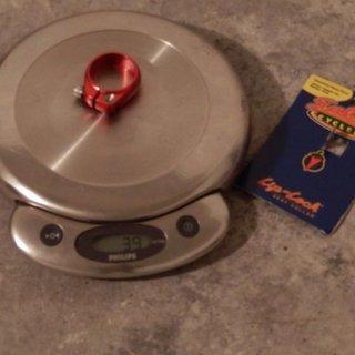 Gewicht Salsa Sattelklemme Lip-Lock 36,4mm