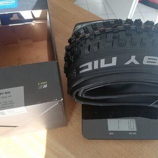 Gewicht Schwalbe Reifen Nobby Nic 29x2.4, Evo, Super Trail, TLE, Soft  29 x 2.4