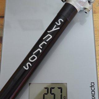 Gewicht Syncros Sattelstütze Hardcore 26,8 x 400mm