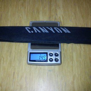 Gewicht Canyon Kettenschutz Kettenstrebenschutz