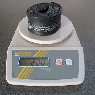 """Gewicht Schwalbe Schlauch SV 19 SV, 28x1.5-2.4"""""""