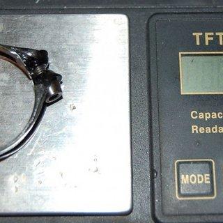 Gewicht carbonschmiede Sattelklemme Carbonklemme SL 30,0-40,0mm
