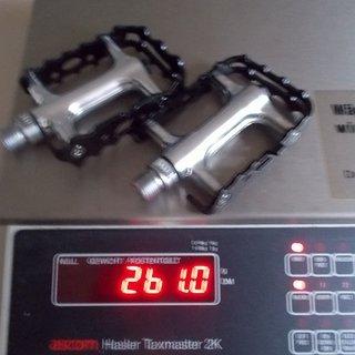 Gewicht VP Components Pedale (Sonstige) VP-196
