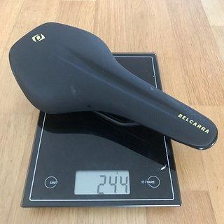 Gewicht Syncros Sattel Belcarra