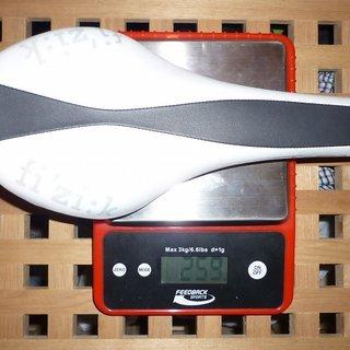 Gewicht fi'zi:k (Fizik) Sattel Tundra k:ium 125 x 290mm