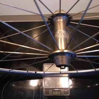 """Gewicht Bees Systemlaufräder Bees - Campagnolo Atlanta 1996 - DT Competition 28"""", VR, 100mm/QR"""