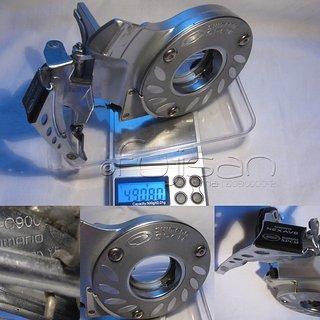Gewicht Shimano Umwerfer Nexave FD-C900 31,8mm