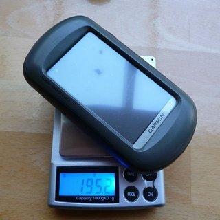 Gewicht Garmin GPS Oregon 400t
