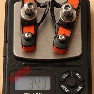 Gewicht Acor Bremsbelag ABS-21202