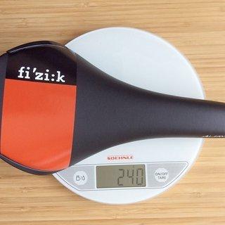 Gewicht fi'zi:k (Fizik) Sattel Aliante R7 Manganese