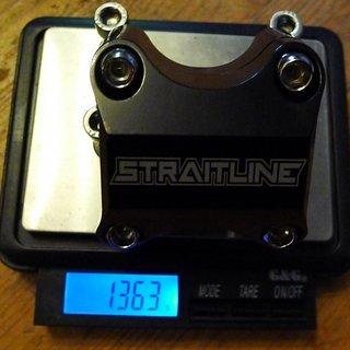 Gewicht Straitline Vorbau Ultra DM Stem 31.8mm, 28mm, 40°