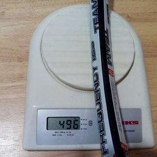 """Gewicht WTB Felge Frequency Team i23 29"""" / 622x23 / 32 Loch"""