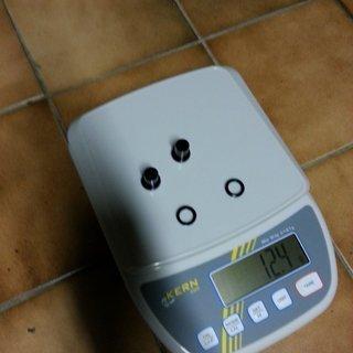 Gewicht Rock Shox Weiteres/Unsortiertes Dämpferbuchsen 21,8 mm x 8mm