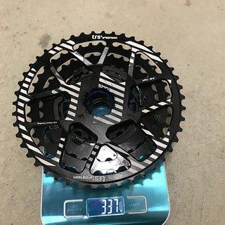 Gewicht e-thirteen Kassette TRS+ Kassette 11-fach  9-46