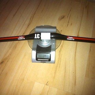 Gewicht 3T Lenker Exsero Team Carbon 31,8 x 700mm