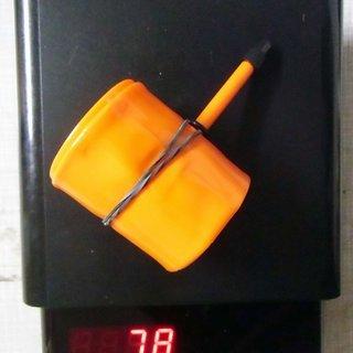 Gewicht Tubolito Schlauch Tubo-MTB 29x1,8-2,4