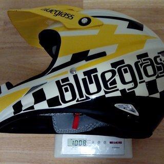 Gewicht Bluegrass Helm Intox S