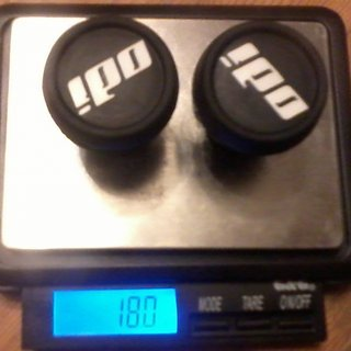 Gewicht ODI Weiteres/Unsortiertes Lenkerendstopfen