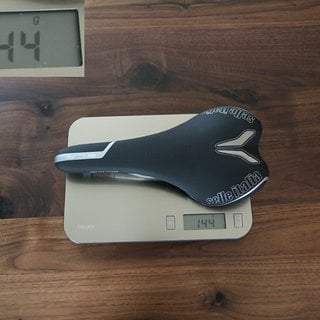 Gewicht Selle Italia Sattel SLR Titanium 131x275mm
