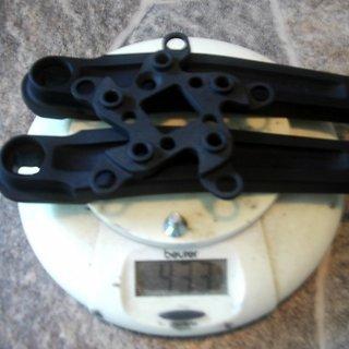 Gewicht Kooka Kurbel Bonnie 175 mm