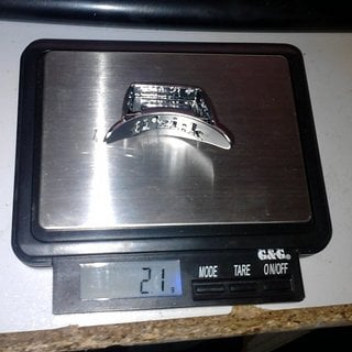Gewicht fi'zi:k (Fizik) Weiteres/Unsortiertes Clip für Sattelhalterung