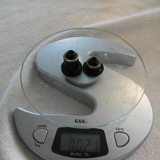Gewicht DT Swiss Weiteres/Unsortiertes Adapter HR 135x5 QR
