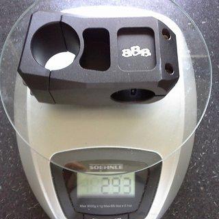 Gewicht BBB Vorbau Freedom BHS-31 Freeride 50mm
