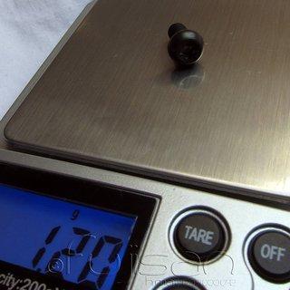Gewicht Tuning Pedals Schrauben, Muttern Linsenkopfschraube M5x10, Ti