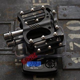 Gewicht Wellgo Pedale (Platform) C271 95,5 x 78 x 24,5mm