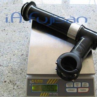 Gewicht Cannondale Vorbau XC3 SI 31.8mm, 100mm, 5°
