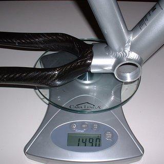 Gewicht Giant Hardtail XTC Hybrid M