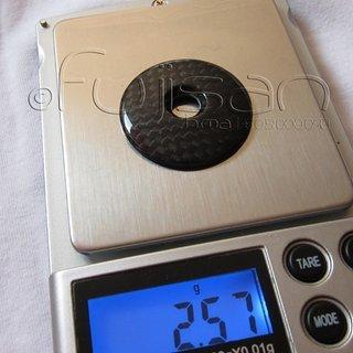 "Gewicht Tune Ahead-Kappe Ahead-Kappe 1 1/8"""