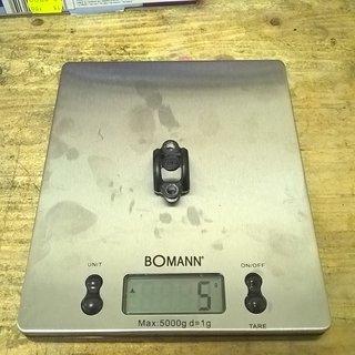 Gewicht Magura Weiteres/Unsortiertes MT HS Lenkerklemmschelle Aluminium