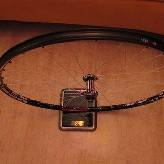 """Gewicht DT Swiss Systemlaufräder XM1550 Tricon 29 VR, 29"""", 15mm"""