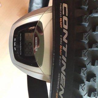 Gewicht Continental Reifen Baron Project 2018 27,5x2,4 BCC Apex 27,5x2,4