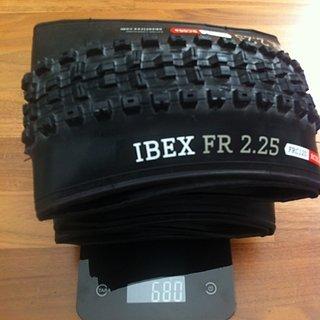 """Gewicht Onza Reifen Ibex FR 26x2.25"""", 57-559"""