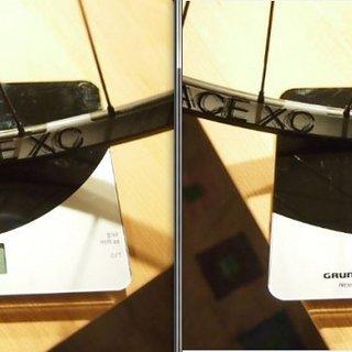 """Gewicht Criterium Systemlaufräder Criterium + Trace XC 29"""", VR: 100/QR15 + HR: 135mm/QR"""