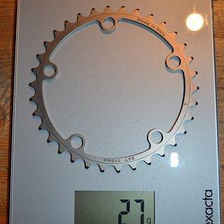 Gewicht Carbon Ti Kettenblatt X-Ring Full Ti 34 x 110