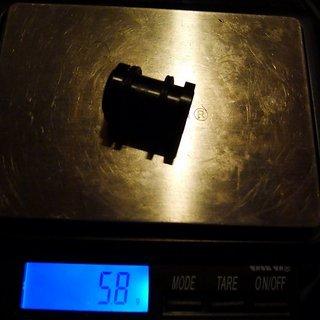 Gewicht Cane Creek Weiteres/Unsortiertes Dämpferbuchsen 22,2 x 8mm