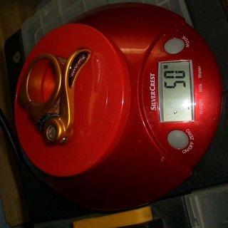 Gewicht Amoeba Sattelklemme CL-1P 34.9mm