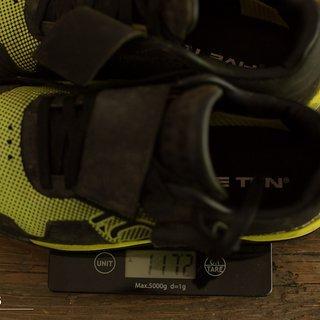 Gewicht Five Ten Bekleidung Hellcat Pro 43