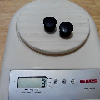 Gewicht Lizard Skins Weiteres/Unsortiertes Bar Plugs