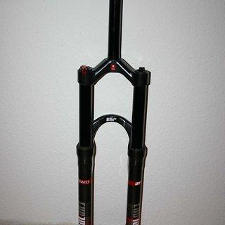 Gewicht DT Swiss Federgabel EXC 150 20mm 150mm