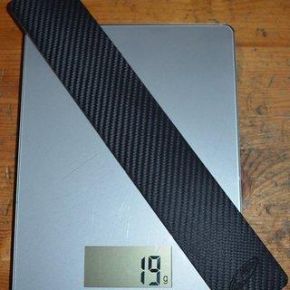 Gewicht Lizard Skins Alles andere Unterrohrschutz 320x50 mm