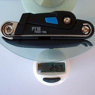 Gewicht Sigma Werkzeug PT16