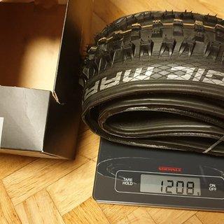 Gewicht Schwalbe Reifen Magic Mary 2.35 Super Gravity TLE ADDIX Soft 27,5 x 2,35 27.5 x 2.35