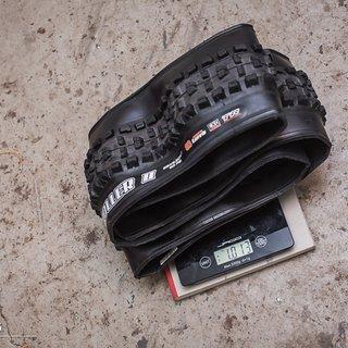 """Gewicht Maxxis Reifen Highroller II 29"""" x 2,5"""" WT"""