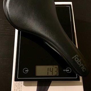 Gewicht Fabric Sattel Alm Shallow Ultimate