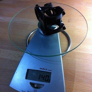 Gewicht Easton Vorbau Haven 35 35mm, 50mm, 0°